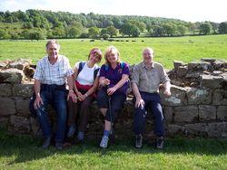Hadrians Wall Walk