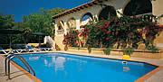 Holiday Property Bond site at the La Reserva di Biniorella exclusive    country club in Majorca. (Photograph by kind permission of HPB)